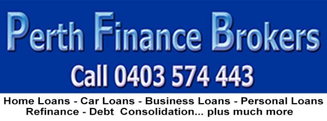 Finance & Mortgage Broker Perth
